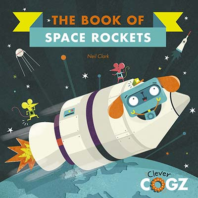 The Book of Space Rockets - Jacket