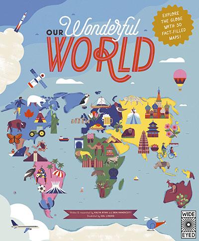 Our Wonderful World - Jacket