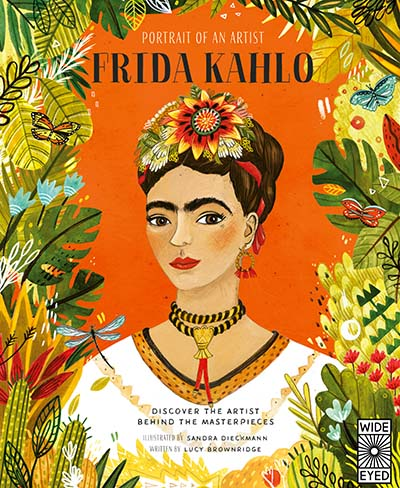 Portrait of an Artist: Frida Kahlo - Jacket