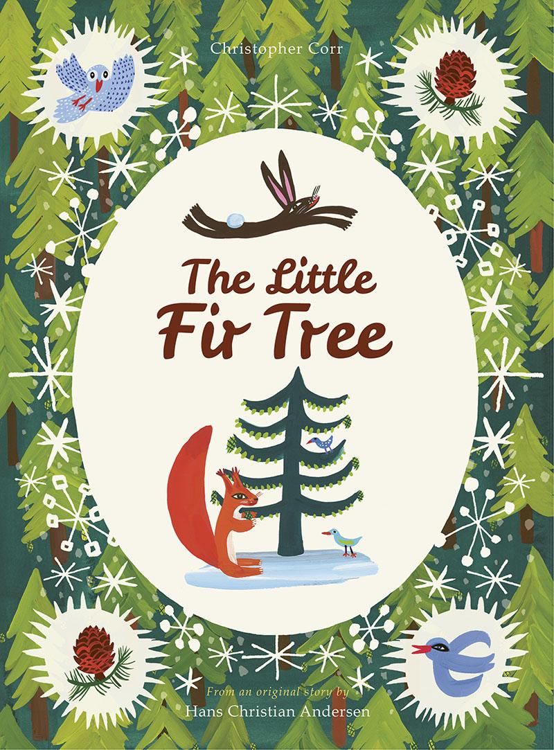 The Little Fir Tree - Jacket
