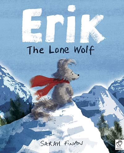 Erik the Lone Wolf - Jacket
