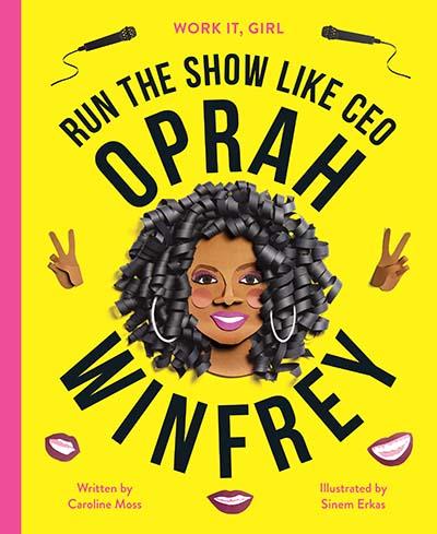 Work It, Girl: Oprah Winfrey - Jacket