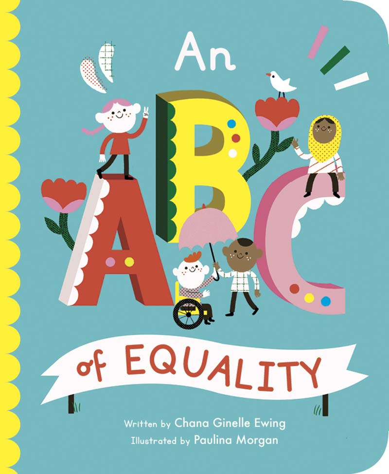 An ABC of Equality - Jacket