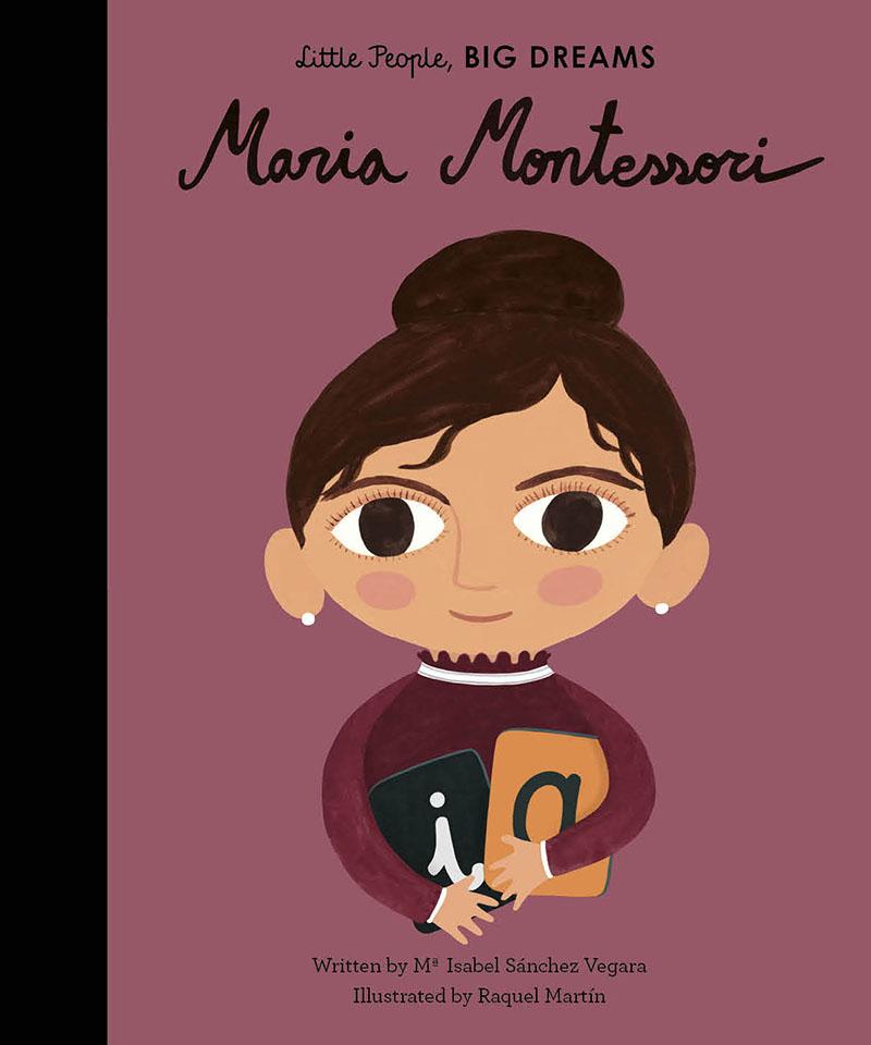 Maria Montessori - Jacket