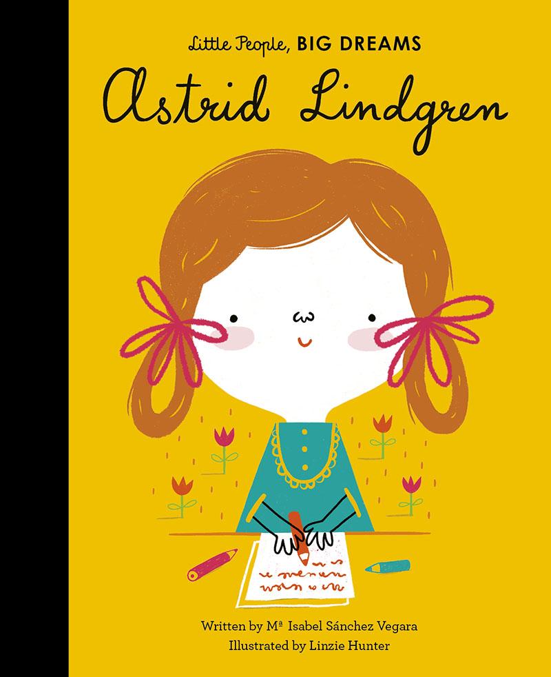 Astrid Lindgren - Jacket
