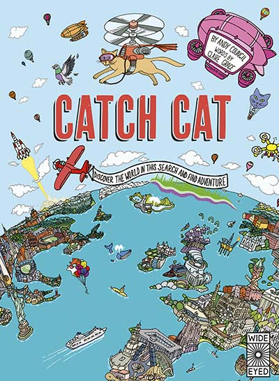 Catch Cat - Jacket