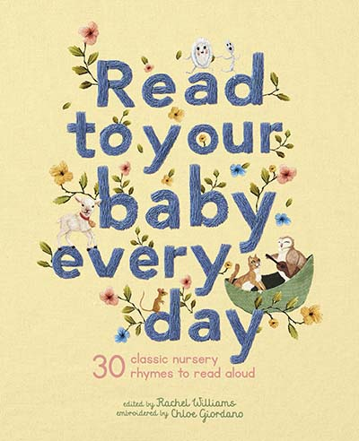 Read to Your Baby Every Day - Jacket