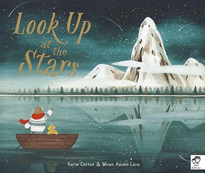 Look Up at the Stars - Jacket