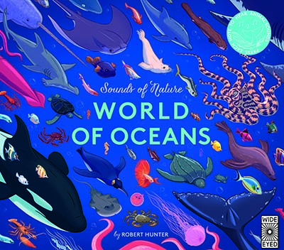 Sounds of Nature: World of Oceans - Jacket