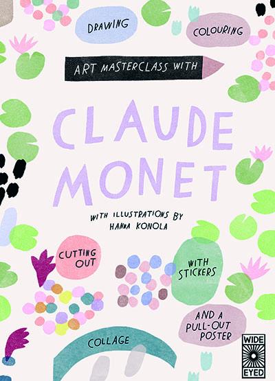 Art Masterclass with Claude Monet - Jacket