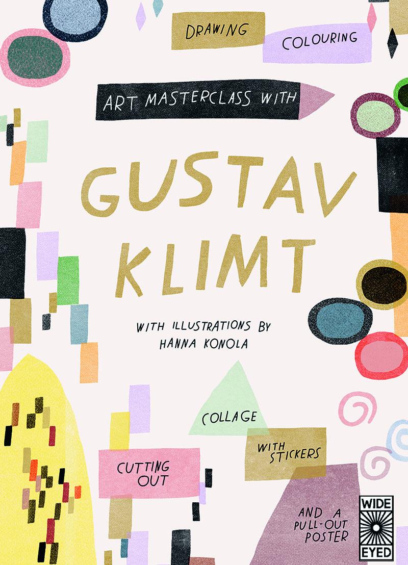 Art Masterclass with Gustav Klimt - Jacket