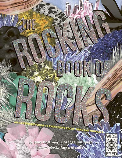 The Rocking Book of Rocks - Jacket