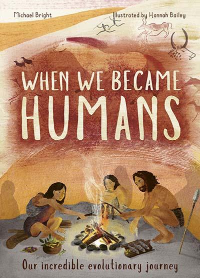 When We Became Humans - Jacket