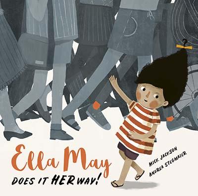 Ella May Does It Her Way - Jacket