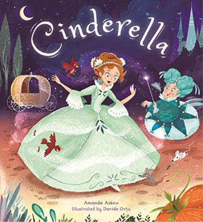 Storytime Classics: Cinderella - Jacket
