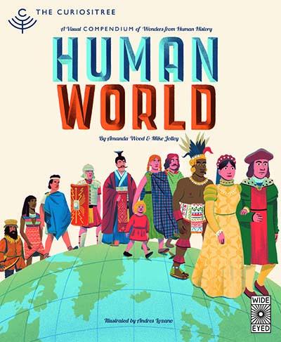 Curiositree: Human World - Jacket