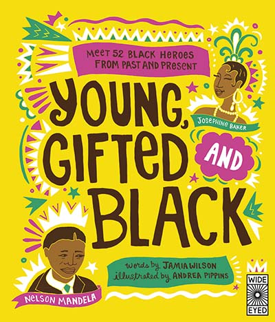 Young Gifted and Black - Jacket
