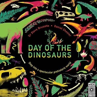 Day of the Dinosaurs - Jacket