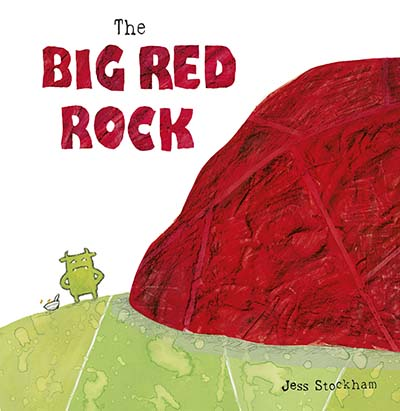 The Big Red Rock - Jacket