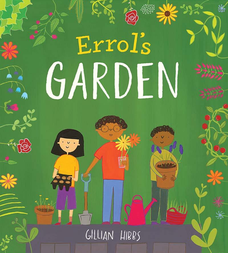 Errol's Garden - Jacket