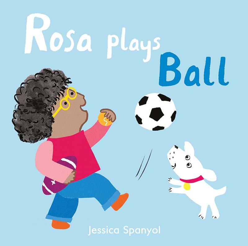 Rosa Plays Ball - Jacket