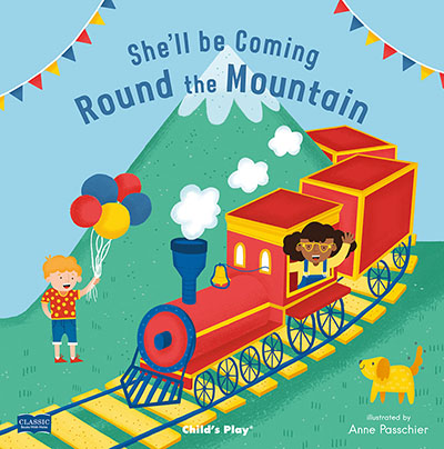 She'll Be Coming 'Round the Mountain - Jacket