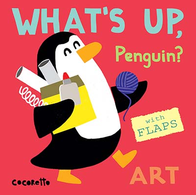 What's Up Penguin? - Jacket