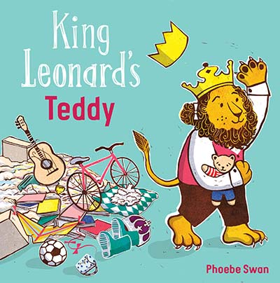 King Leonard's Teddy - Jacket