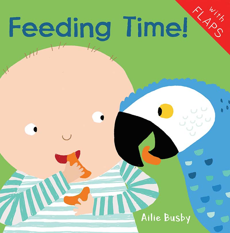 Feeding Time! - Jacket