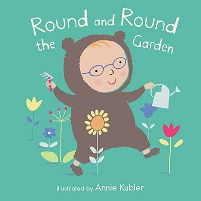 Round and Round the Garden - Jacket
