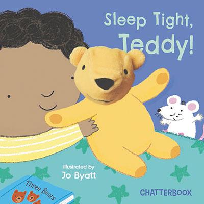 Sleep Tight, Teddy! - Jacket