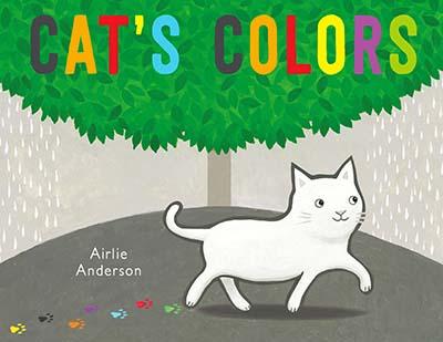 Cat's Colors - Jacket