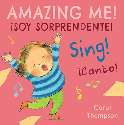 ¡Canto!/Sing! - Jacket