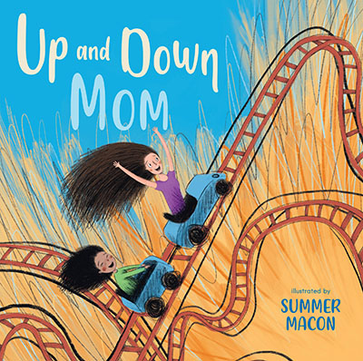 Up and Down Mom - Jacket