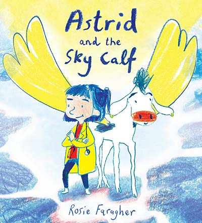 Astrid and the Sky Calf - Jacket
