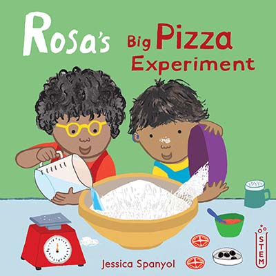 Rosa's Big Pizza Experiment - Jacket