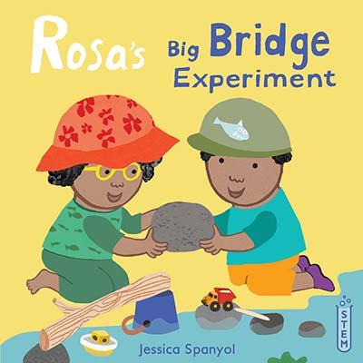 Rosa's Big Bridge Experiment - Jacket