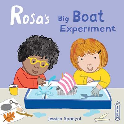Rosa's Big Boat Experiment - Jacket