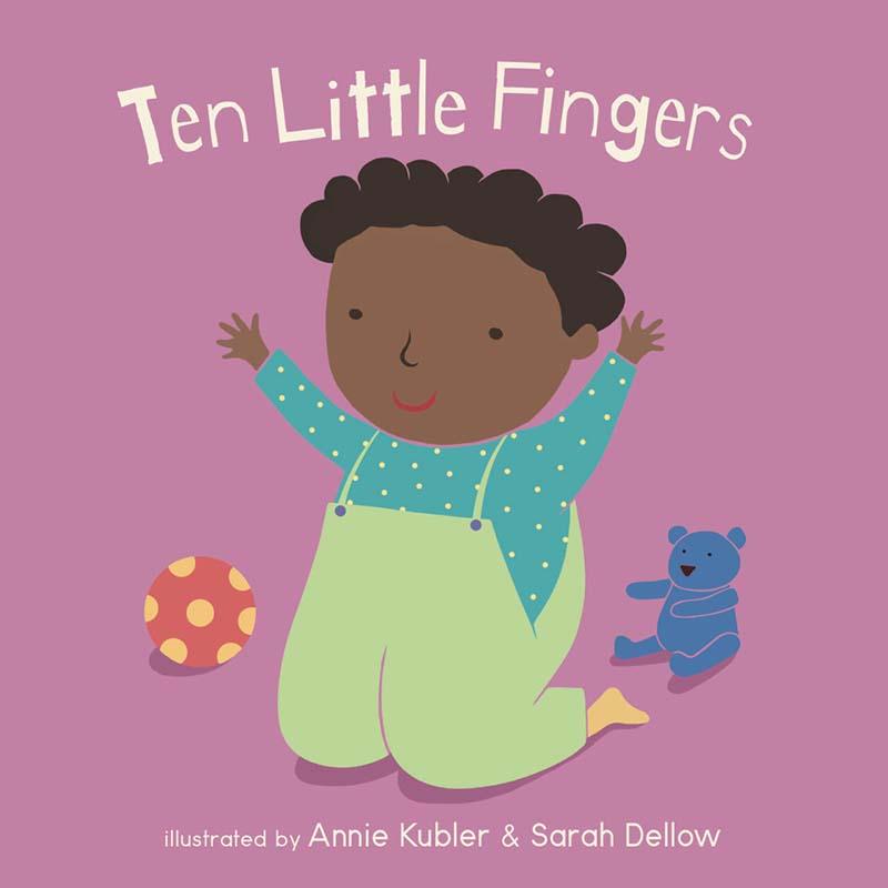Ten Little Fingers - Jacket