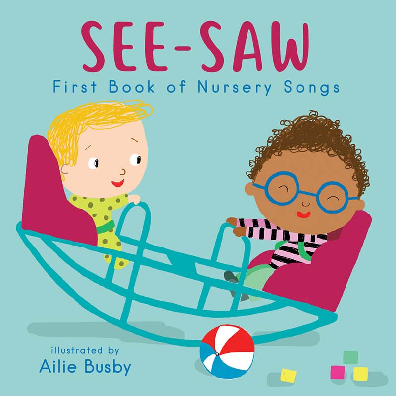See-Saw! - First Book of Nursery Songs - Jacket