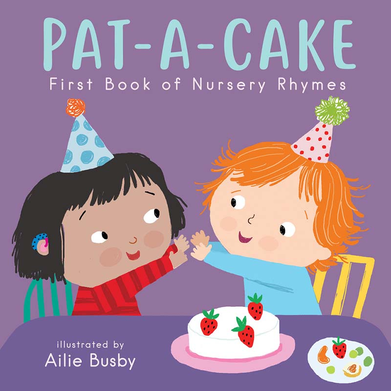 Pat-A-Cake! - First Book of Nursery Rhymes - Jacket