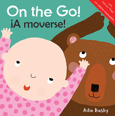 On the Go!/¡A moverse! - Jacket