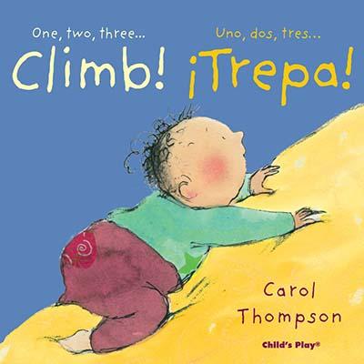 Climb!/¡Trepa! - Jacket