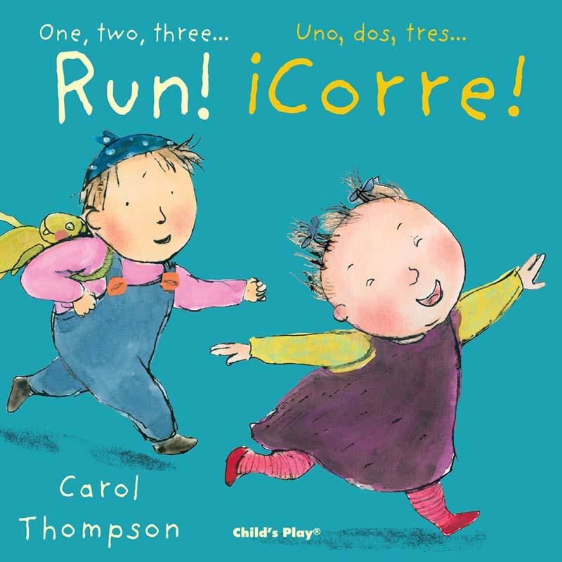 Run!/¡Corre! - Jacket