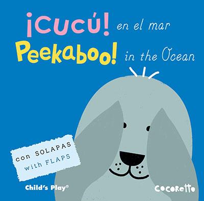 ¡Cucú! en el mar/Peekaboo! In the Ocean - Jacket