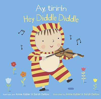 Ay, Tirirín/Hey Diddle Diddle - Jacket