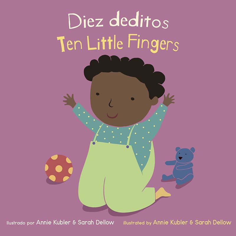 Diez Deditos/Ten Little Fingers - Jacket