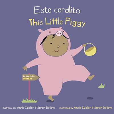 Este Cerdito/This Little Piggy - Jacket
