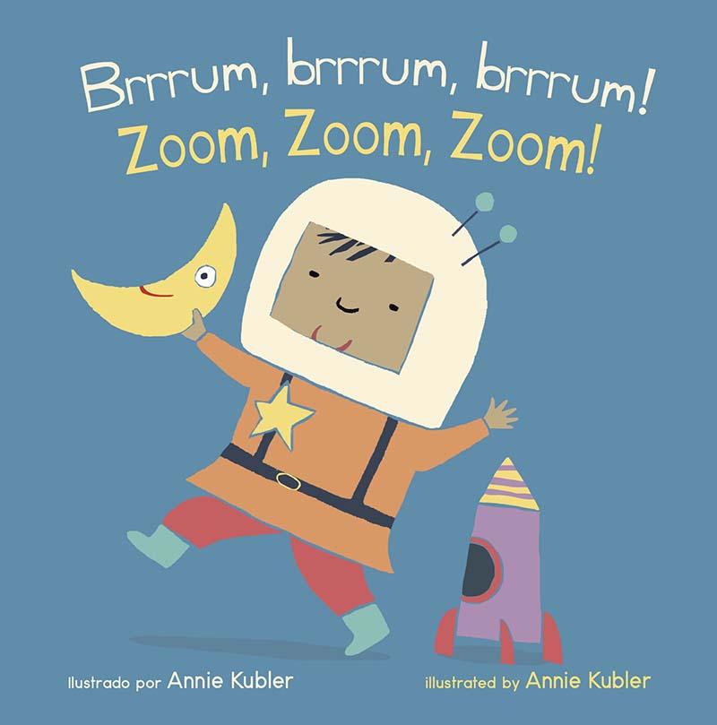 ¡Brrrum, Brrrum!/Zoom, Zoom, Zoom! - Jacket