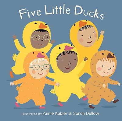 Five Little Ducks - Jacket